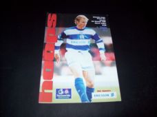 Queens Park Rangers v Stoke City, 1996/97